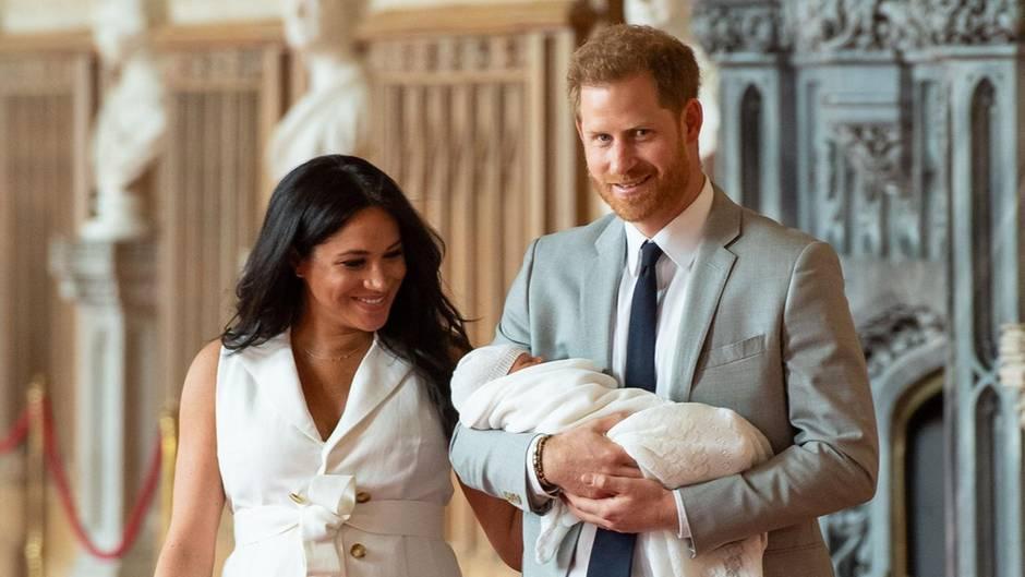 Prinz Harry: Das raunt er seiner Meghan zu