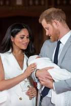 Offiziell Bestätigt: Baby Archie kam im Krankenhaus zur Welt