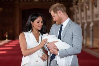 """Prinz Harry: Ehrt er mit dem Namen """"Archie"""" seine Mutter Diana?"""