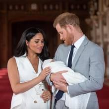 Herzogin Meghan, Baby Sussex, Prinz Harry