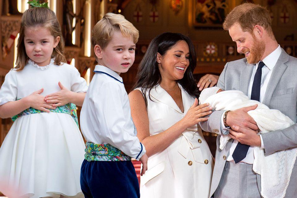 Windsors: Die Thronfolge im englischen Königshaus