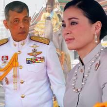 König Maha von Thailand, Königin Suthida