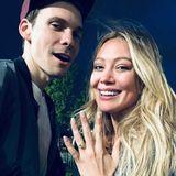 """""""Er hat mich gefragt, ob ich seine Frau sein will!"""", mit diesen Worten teil Hilary Duff die Verlobungs-News auf Instagram. Die Schauspielerin und der Musiker Matthew Koma sind seit 2017 ein Paar und haben auch schon eine gemeinsame Tochter. Jetzt werden sie auchganz offiziell Mann und Frau. Wir gratulieren dem Paar ganz herzlich!"""
