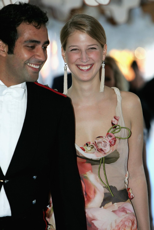 Drei Jahre ist Gabriella mit dem britischen Autor Aatish Taseer liiert.