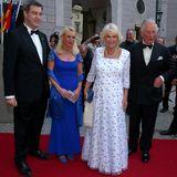 Markus Söder, Ehefrau Karin, Herzogin Camilla, Prinz Charles