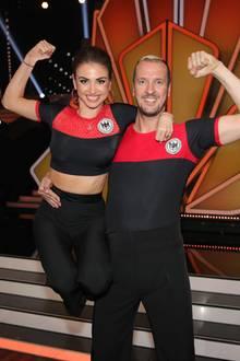 """Let's Dance""-Tanzpaar Ekaterina Leonova und Pascal Hens"