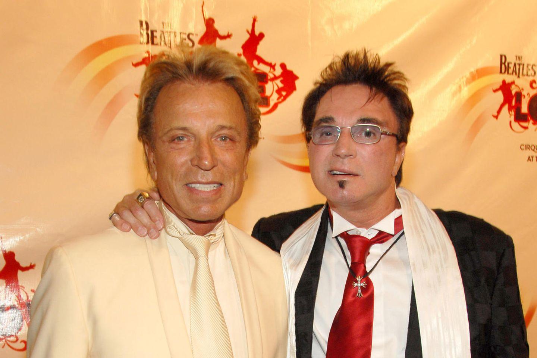 Siegfried Und Roy Paar