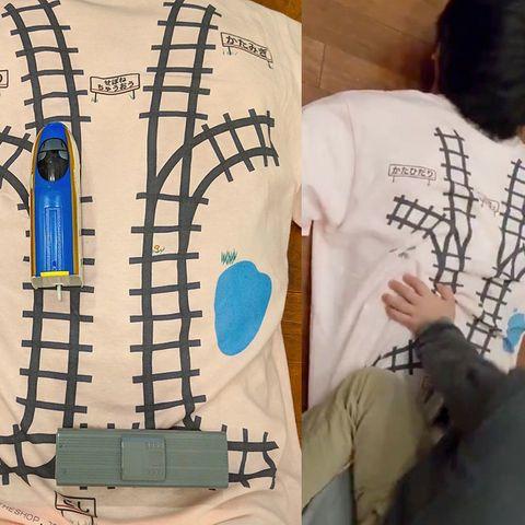 Genial: Japaner bekommt Massage von seinem Sohn