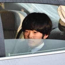 Prinz Hisahito von Japan