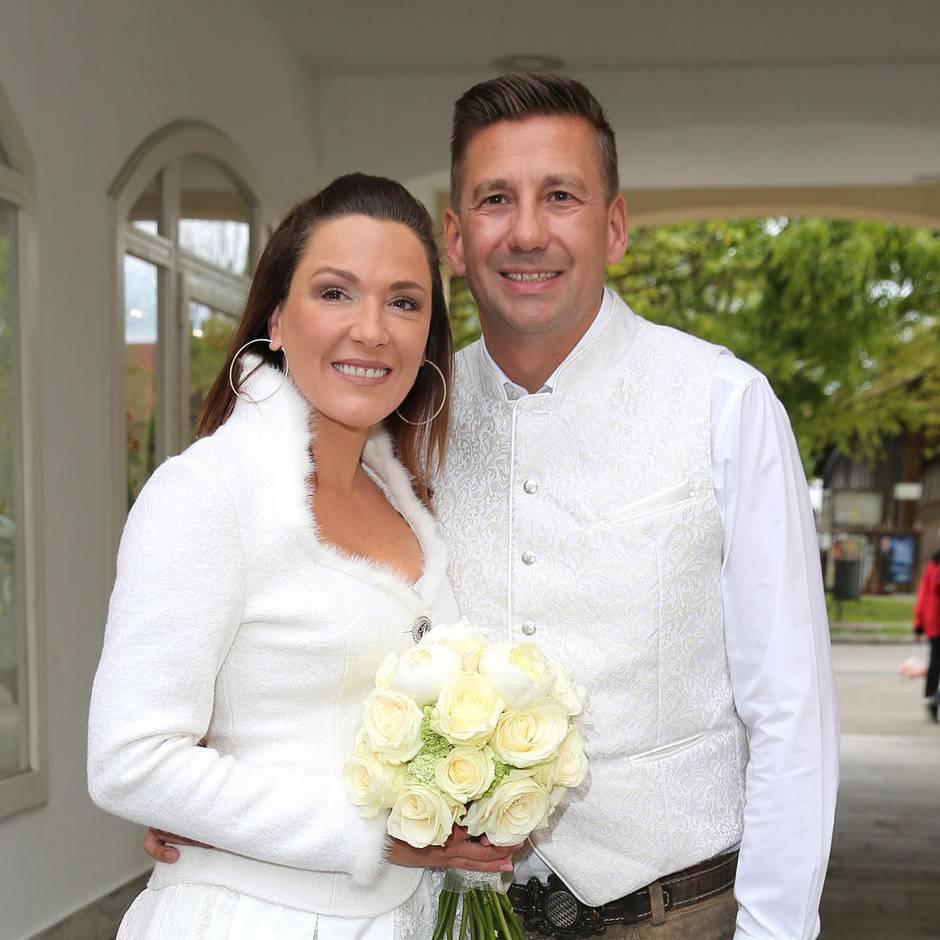 Hochzeit mit Freund Andreas Mecky