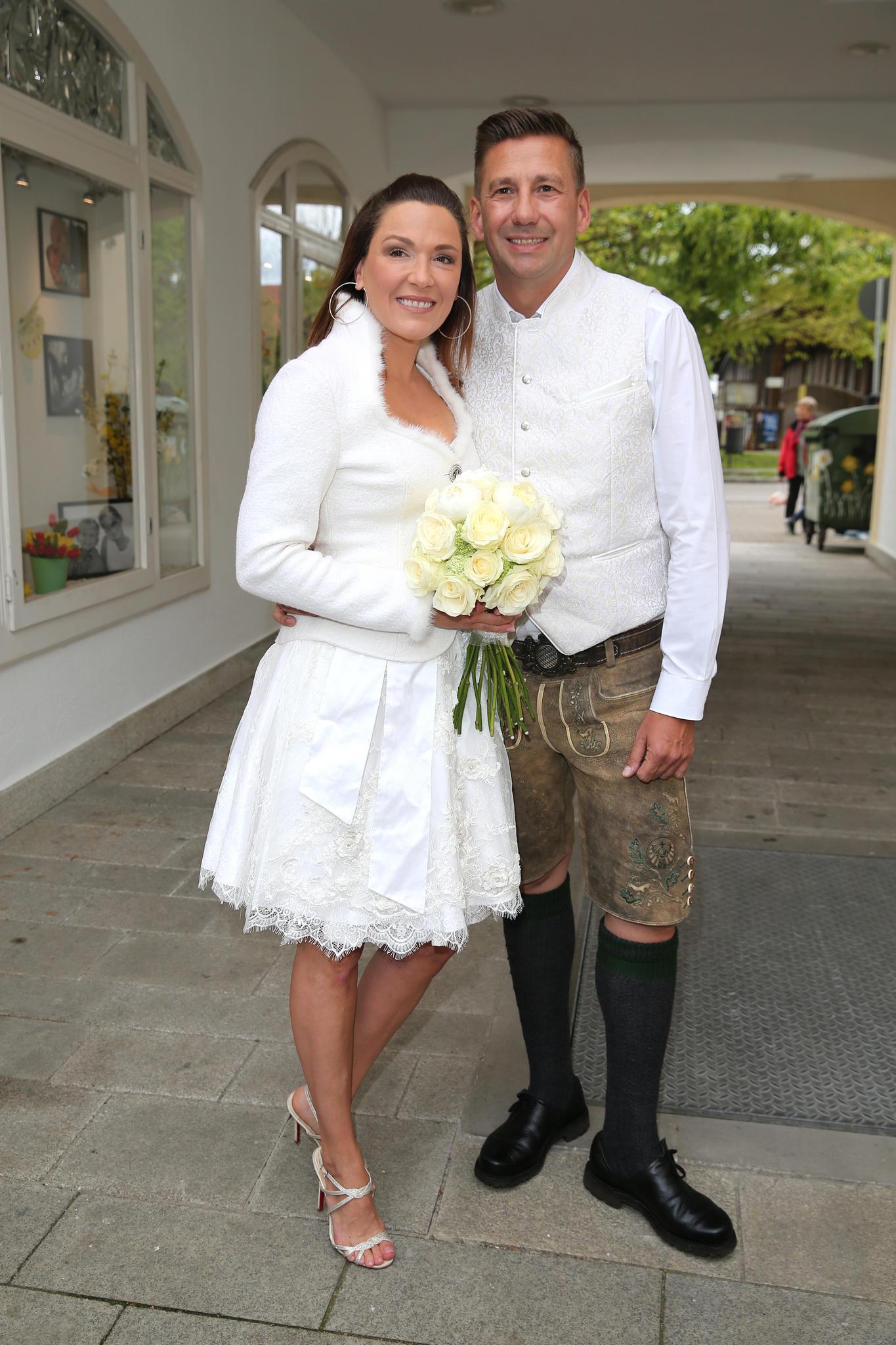 6ce12646b5ed0e Simone Ballack nach der Hochzeit: Neuer Nachname | GALA.de