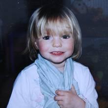 Madeleine McCann verschwand 2007