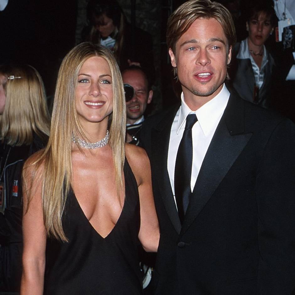 Ex-Bodyguard verrät: Brad war mit Jennifer Aniston glücklicher als mit Angelina Jolie