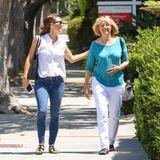 """Ben Affleck bedankt sich am Muttertag per Instagram bei seiner Ex-Frau Jennifer Garner und seiner Mutter.""""Einen schönen Muttertag an die beiden unglaublichen Mütter, die mir die Bedeutung von Liebe gezeigt haben"""", schreibt der Schauspieler."""