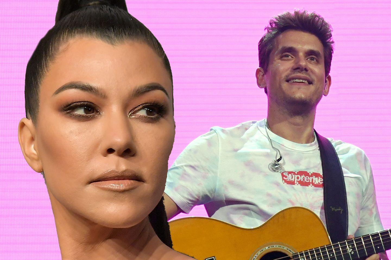 Kourtney Kardashian und John Mayer