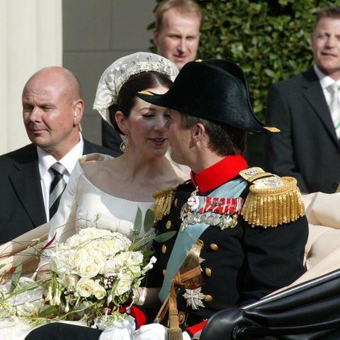 Prinzessin Mary und Prinz Frederik feiern ihren 15. Hochzeitstag