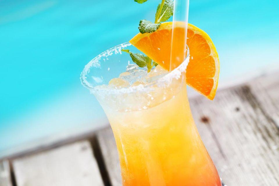 Sex on the Beach ist der perfekte Cocktail für den Sommer und ganz einfach nachzumachen.