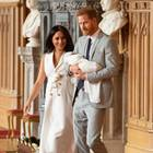 Herzogin Meghan und Prinz Harry mit Baby Archie