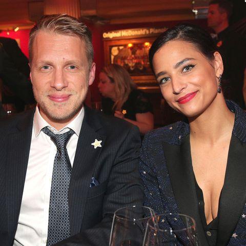 Oliver Pocher + Amira Aly