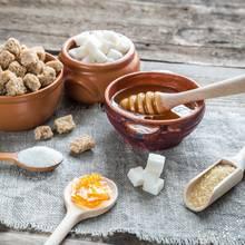 Zucker, Industriezucker, Zuckerersatz, Zuckeralternativen