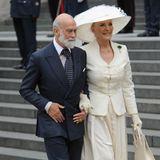 Die Eltern der Braut dürfen an so einem wichtigen Tag natürlich nicht fehlen: Prinz und Prinzessin Michael von Kent werden mit Sicherheit die Hochzeit ihrer Tochter Lady Gabriella Windsor nicht verpassen.