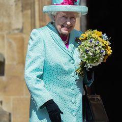 Queen Elizabeth hat bereits zugesagt und wird Gast derHochzeit sein. Lady Gabriellas Vater Prinz Michael von Kent ist ein Cousin der Monarchin.