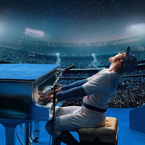 """Rocketman"" mitTaron Egerton, der Elton John verkörpert"