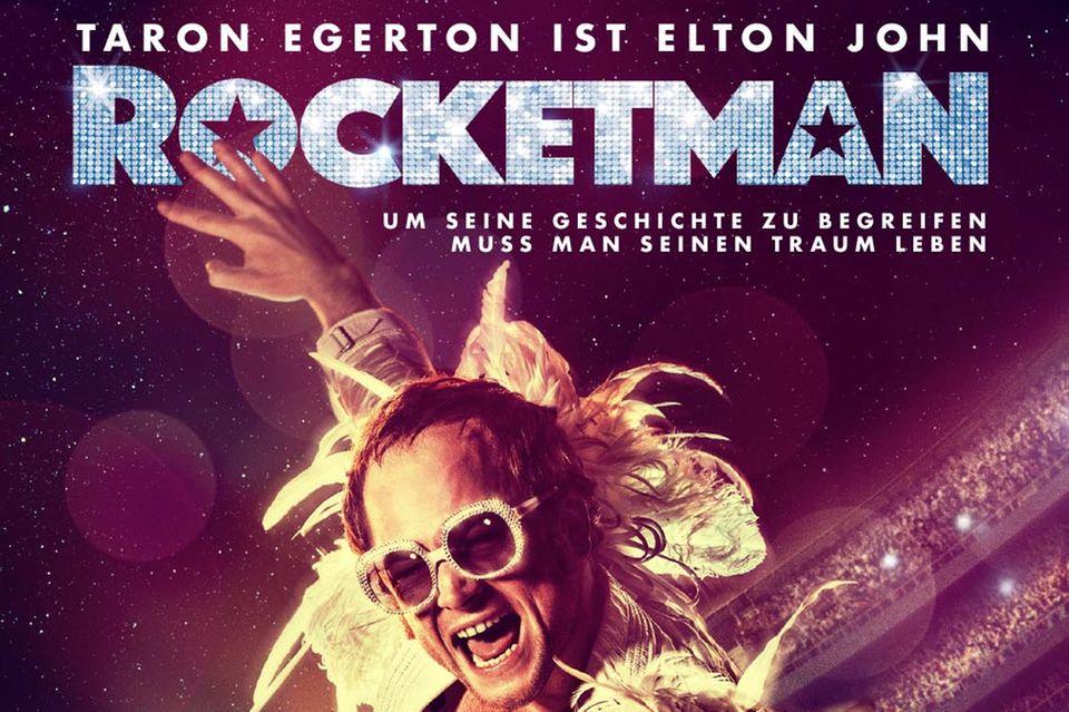 """""""ROCKETMAN"""" - die schillernde Rock-Fantasy startet am 30. Mai in den deutschen Kinos"""