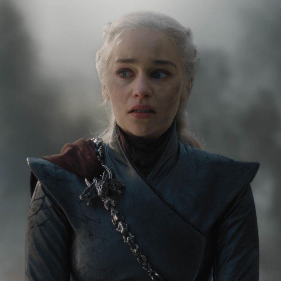 Game Of Thrones, Emilia Clarke, Daenerys Targaryen