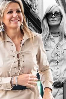 Style-Vergleich: Wer trägt den Safari-Look besser?
