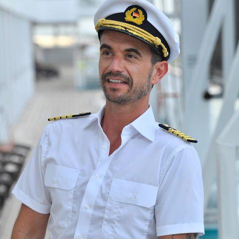 """Florian Silbereisen als """"Traumschiff""""-Kapitän"""
