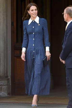 Der Komplett-Look von Kate ist perfekt.