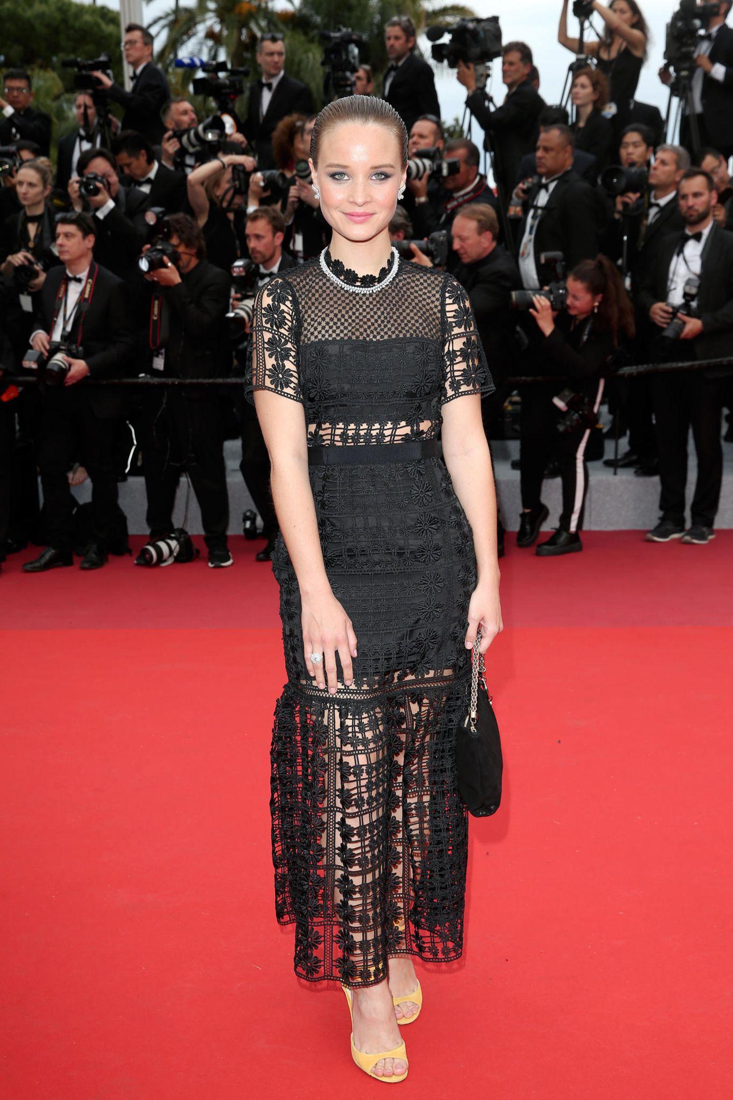 Filmfestspiele Cannes 2019: Die schönsten Looks vom roten