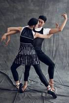 Jeanette Kakareka und Jinhao Zhang