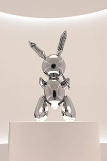 "Jeff Koons ""Rabbit"""