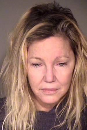 Im Juni 2018 wurde Heather Locklear verhaftet