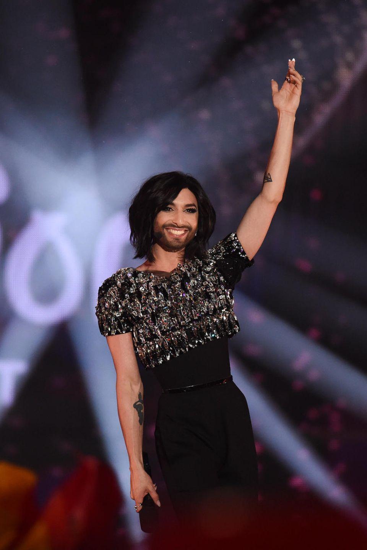 Im 20. GALA-Jahr gewann Conchita Wurst den Eurovision Song Contest.
