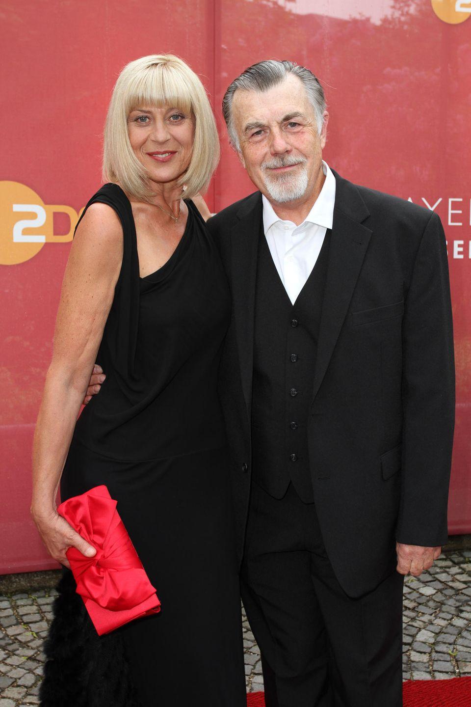 Mona Seefried und Ehemann Peter F. Funk
