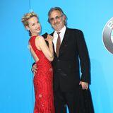 Isabella Hübner mit Ehemann Alexander Wiedl