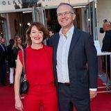 Elke Winkens und ihr Freund Bert Ortner