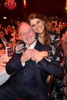 Sepp Schauer und Ehefrau Corinna Binzer