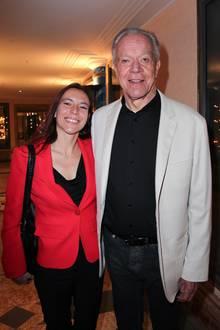 Dirk Galuba mit Ehefrau Enrica