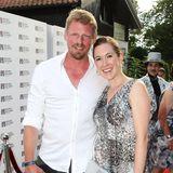 Martin Gruber und Ehefrau Corinna