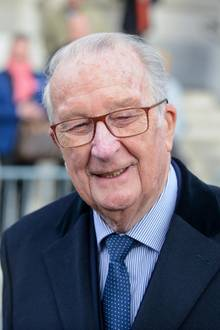 Albert II. im Februar 2019