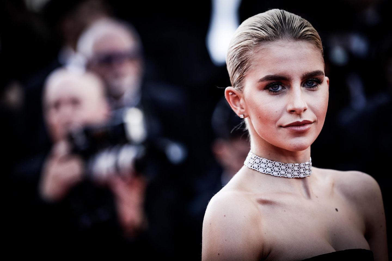Auch die deutsche Influencerin Caro Daur nimmt an den Filmfestspielen in Cannes teil.