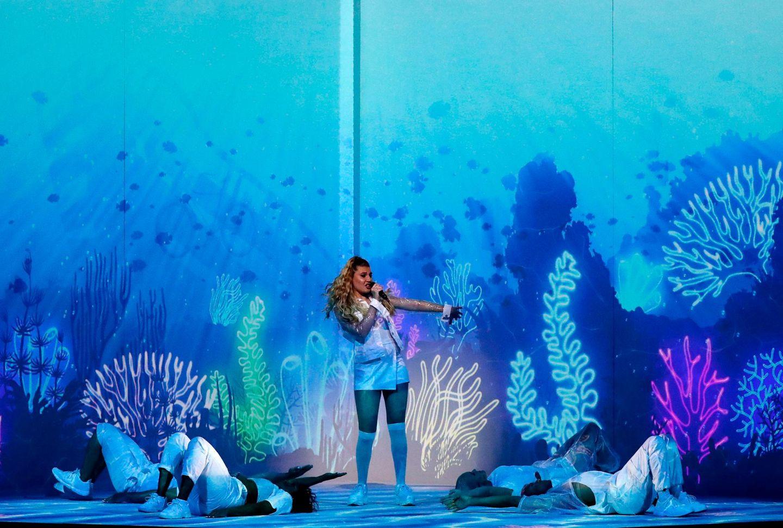 """Malta: Michela mit dem Song """"Chameleon"""""""