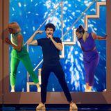 "Spanien: Miki mit dem Song ""La venda"""