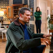 """""""Sturm der Liebe"""": Christoph Saalfeld (Dieter Bach) und Eva Saalfeld (Uta Kargel)"""
