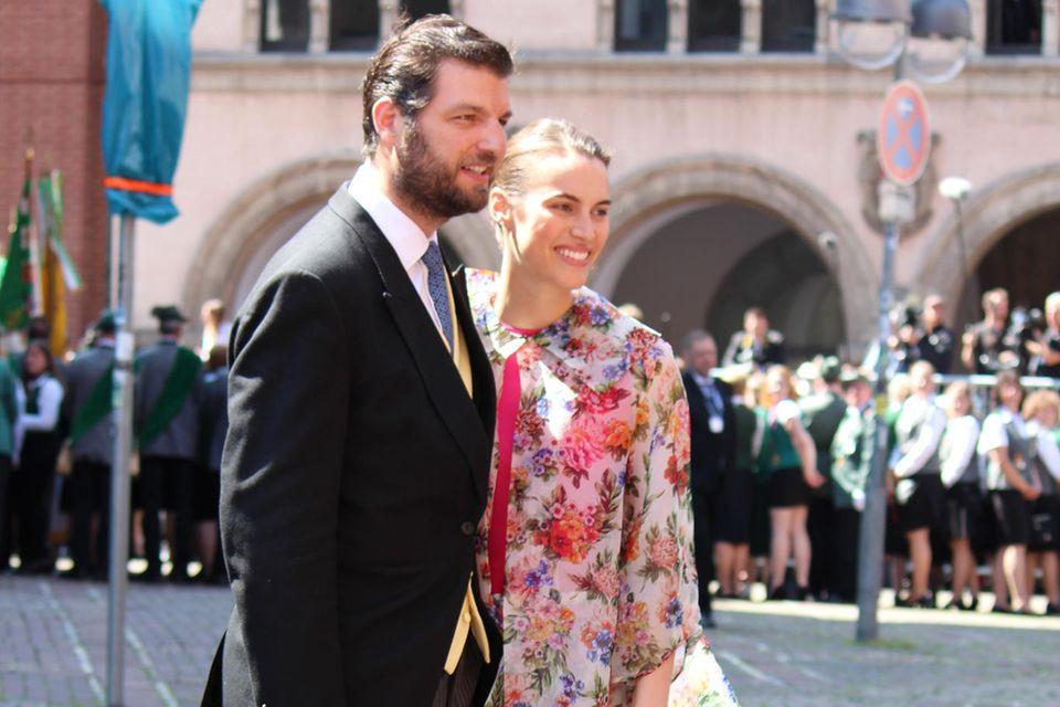 Prinz Casimir + Alana Bunte