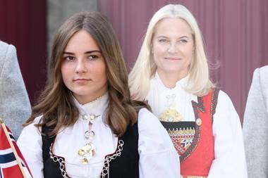 Prinzessin Ingrid Alexander, Kronprinzessin Mette-Marit